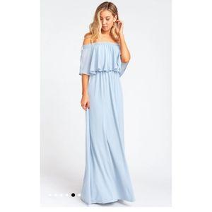 Show Me Your MuMu The Hacienda Maxi Dress